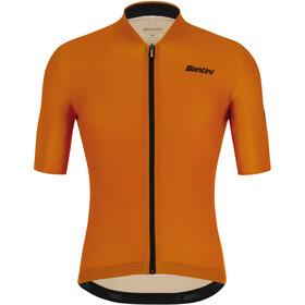 Santini Glory S/S Jersey Men, naranja